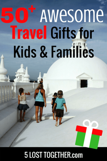 Christmas travel gifts
