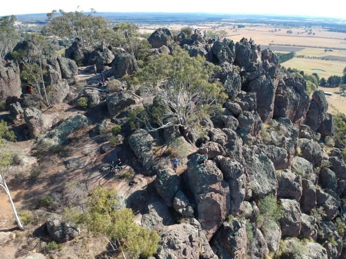 Hanging Rock, Melbourne