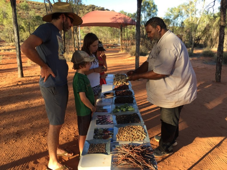 Bush tucker foods Australia