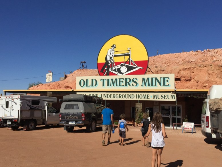 Old Timers Mine