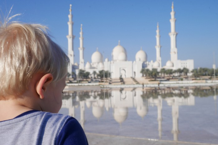 Expat life Middle East