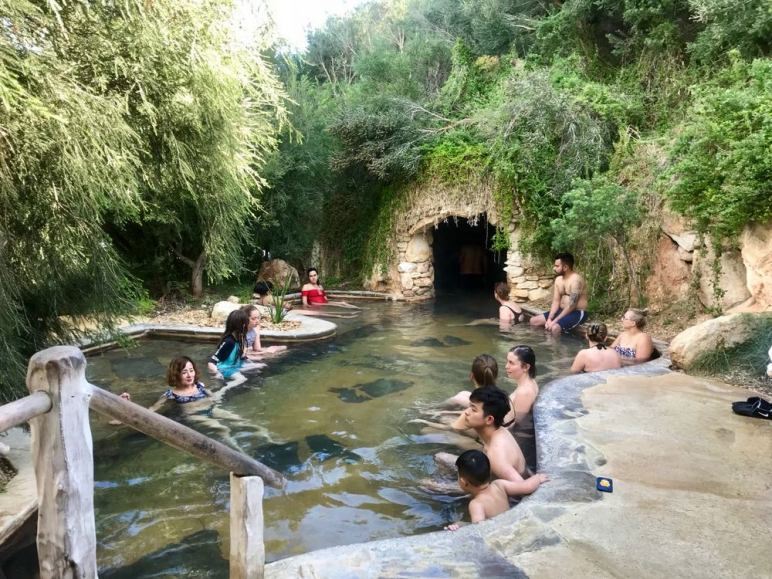 Peninsula Hot Springs review