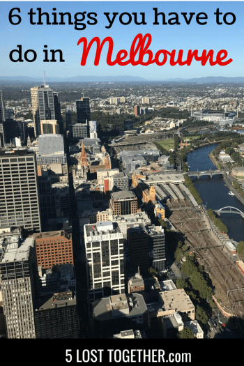 The best things to do in Melbourne