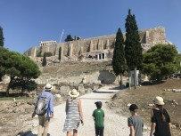 Acropolis tour
