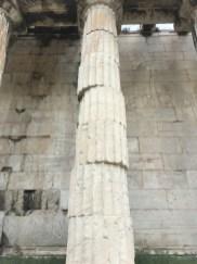 Ancient pillars