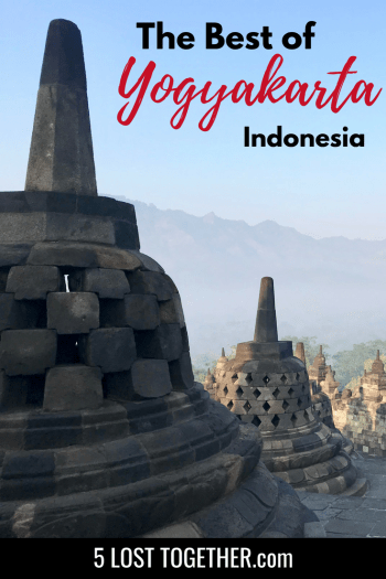 Guide to Yogyakarta