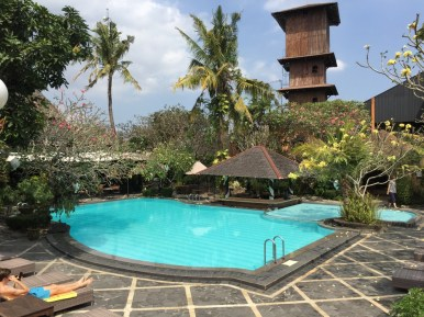 Pool Jogya Village inn 2