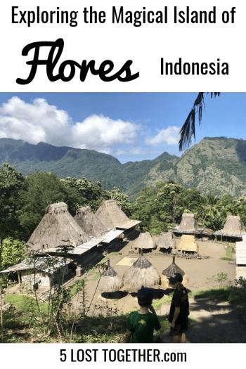 Flores Indonesia Overland