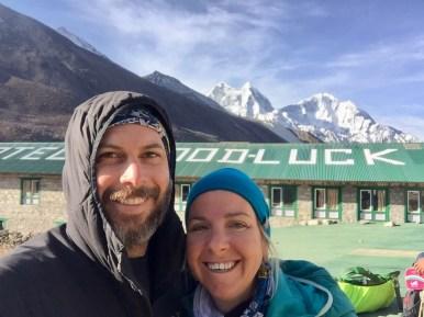 Dingboche altitude