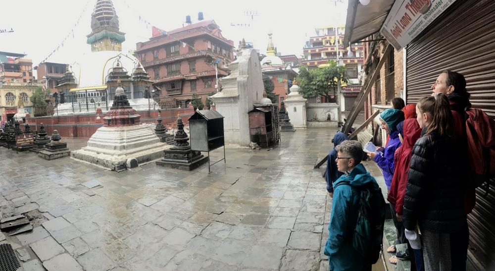 Durbar Sq Kathmandu