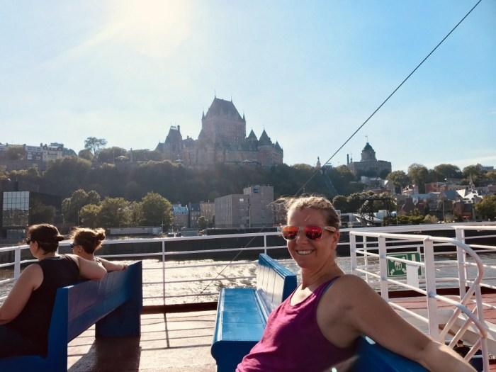 Ferry Quebec City