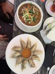 food in Kathmandu momos