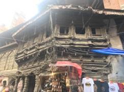 historic Kathmandu