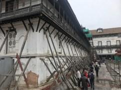 rebuilding Kathmandu