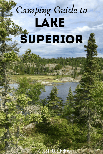 Camping Guide to Lake Superior