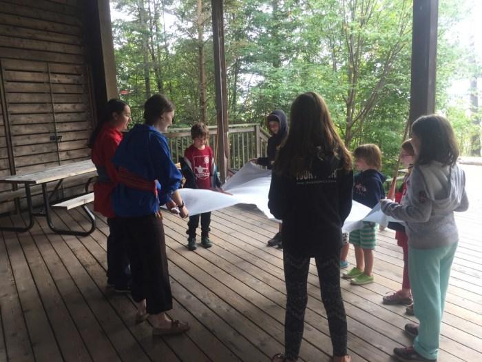 Voyageur naturalist program