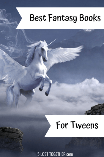 Best Fantasy Books for Tweens