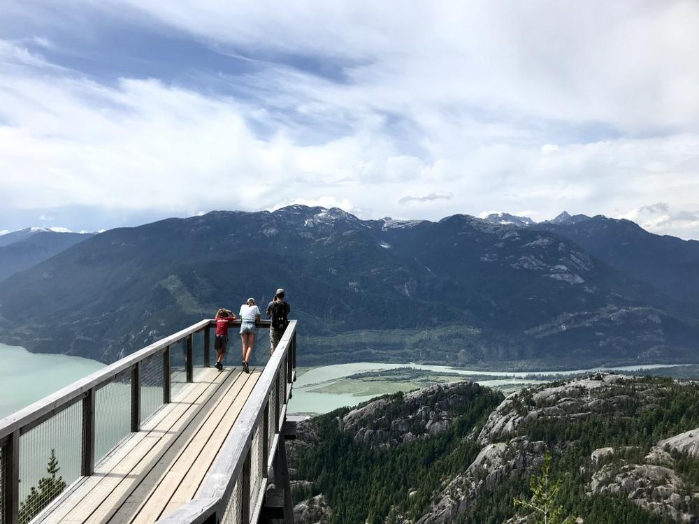 Squamish Sea to Sky Gondola