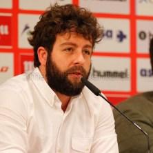 Víctor Moreno. Foto: Marcos Martínez