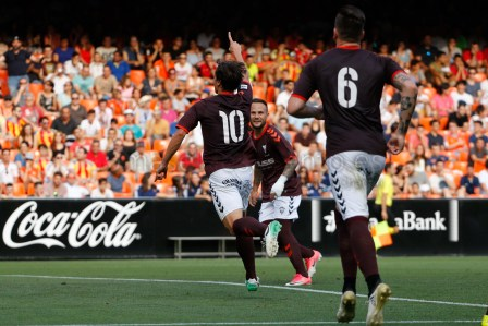 gila gol Valencia Mestalla-Albacete 2017 MEJOR2017