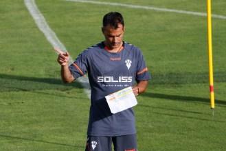morga Entrenamiento Ciudad Deportiva Albacete 19-7-17