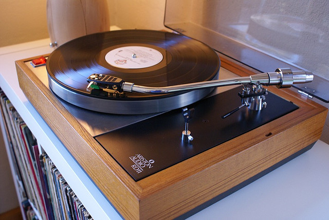 record player listening comprehension test