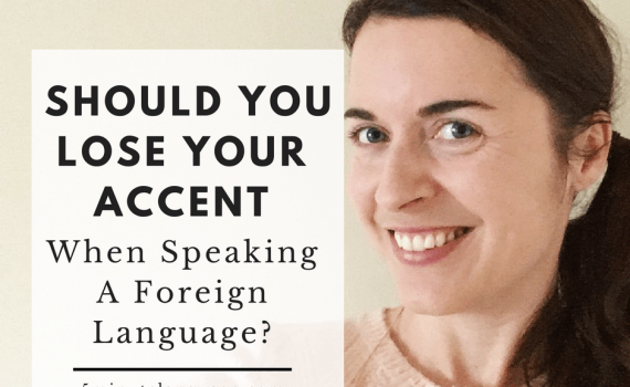 lose your accent