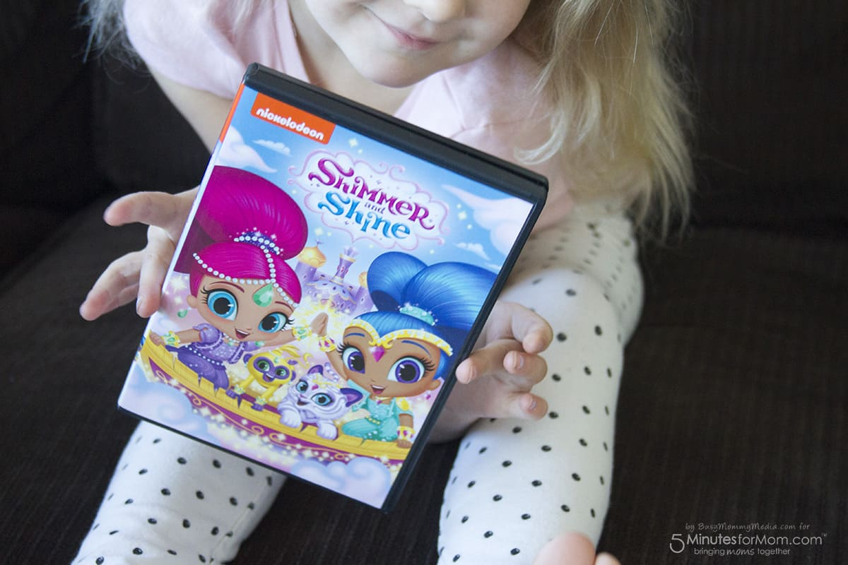 Nickelodeon S Shimmer And Shine