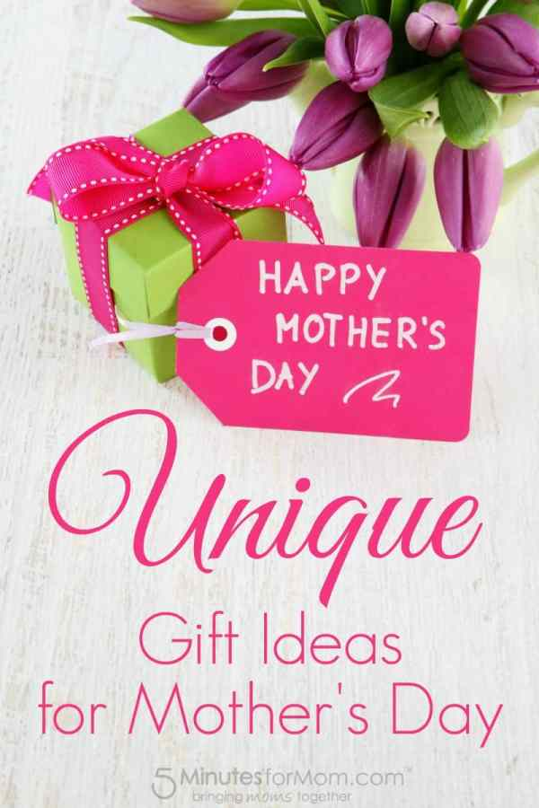 Mother's Day Gift Guide - Unique Gift Ideas for Mother's Day