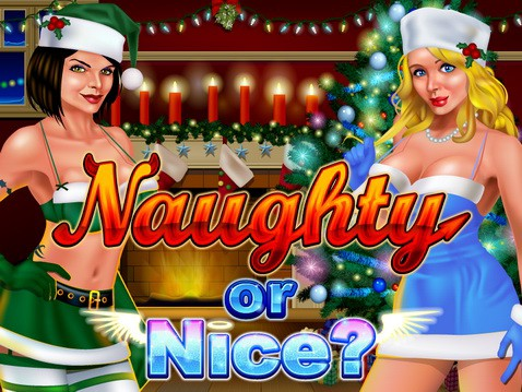 naughty or nice mobile slot