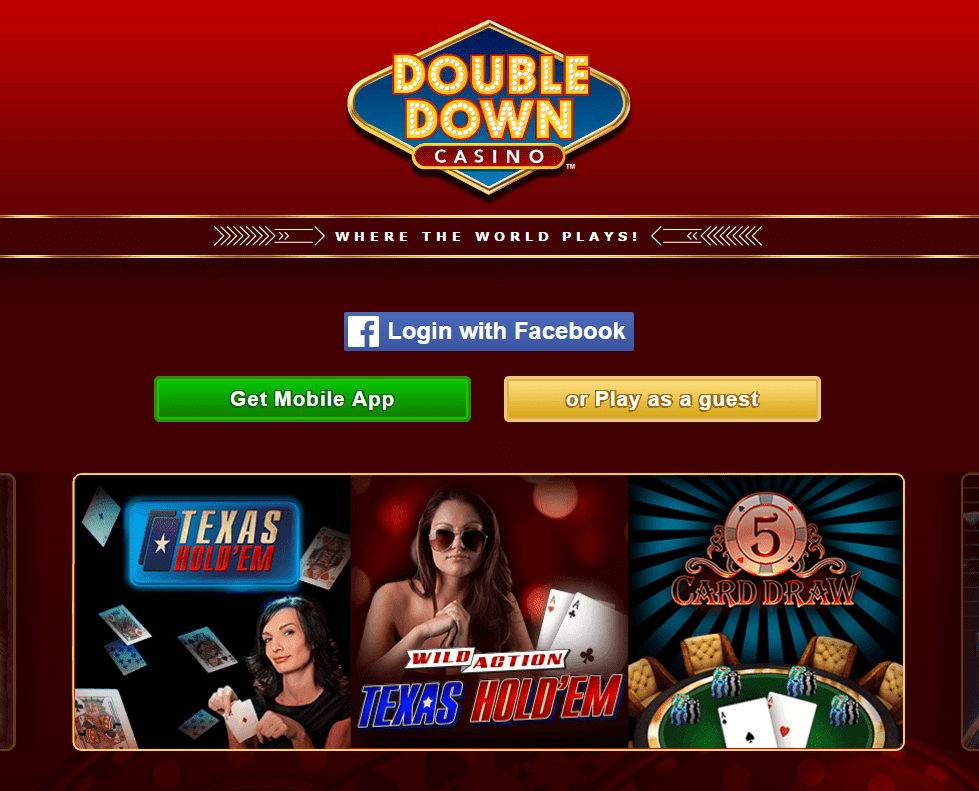 Double down casino free guest play piscine geant casino 2016