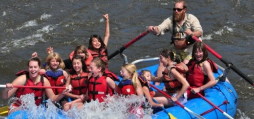 Whitewater River Rafting from Mad Adventures