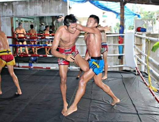 Muay Thai Camp A Great Way To Improve Your Health