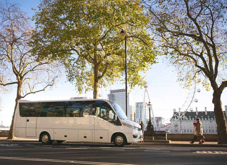 London Trip Minibus