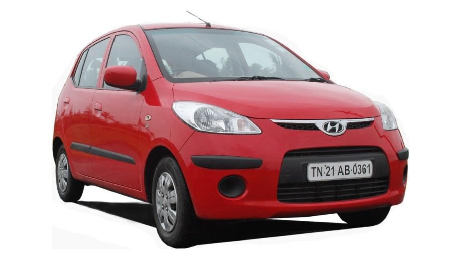 Hyundai I10 2007 2010