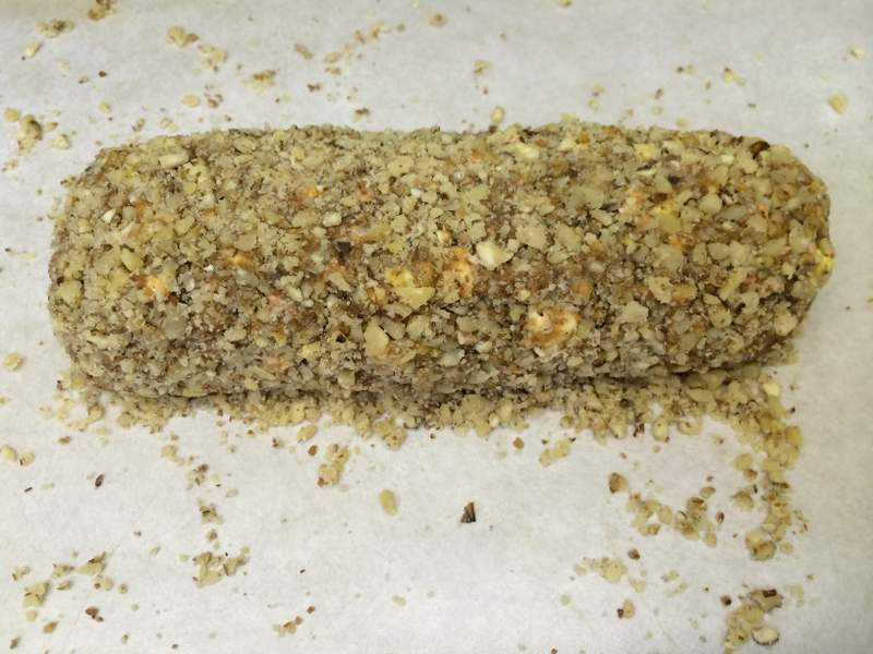 Walnut Chocolate Roll