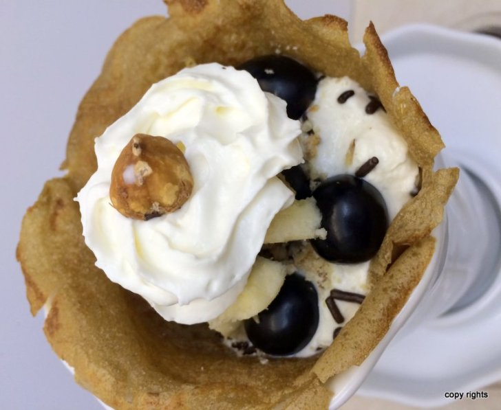 Coffee Cup Crepes