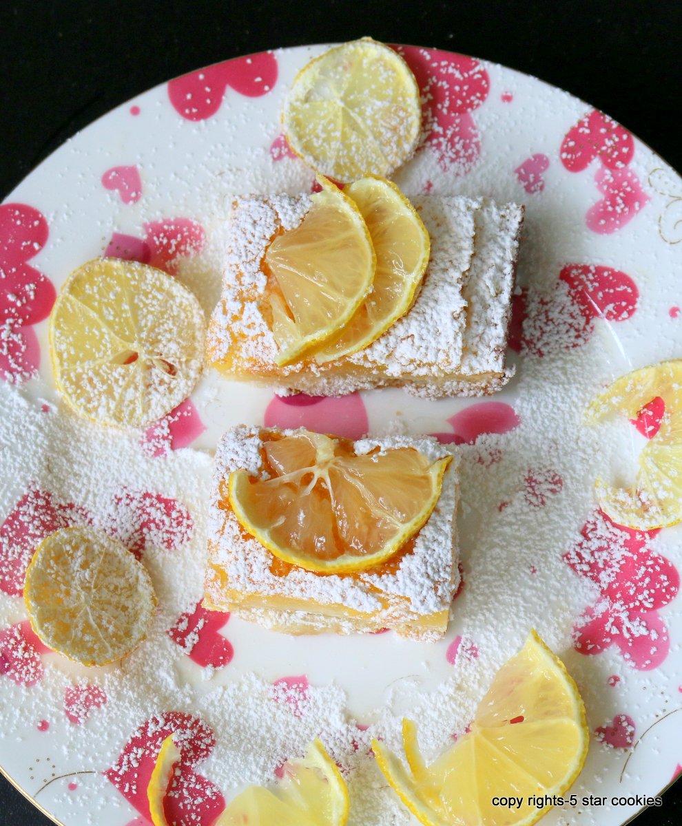 lemon bars Martina