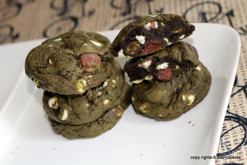 5 star soldiers cookies
