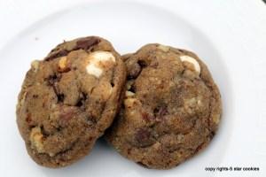 5 star cookies coffee cookies 7