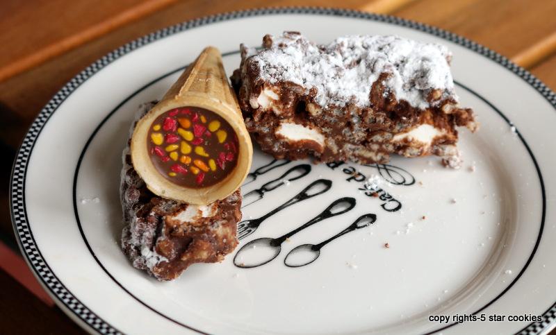 5starcookies Dessert for Alf