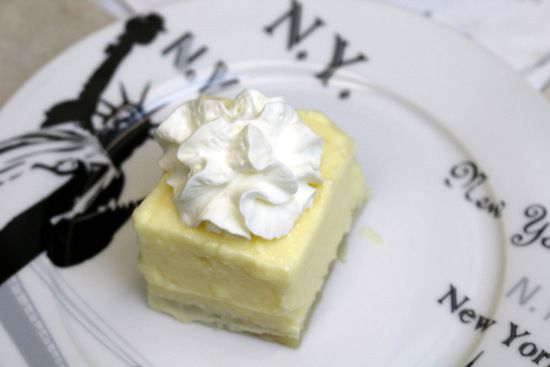 Cremeschnitte Napoleon cake