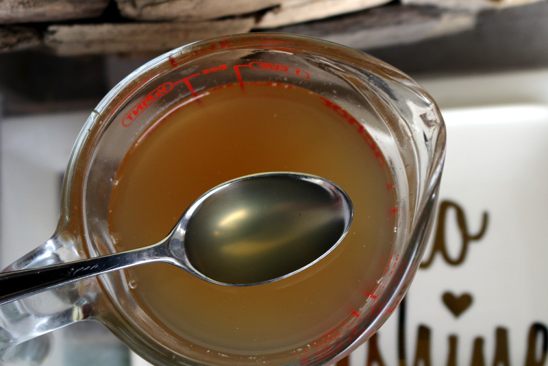 Ginger Cinnamon Healthy Syrup 5starcookies