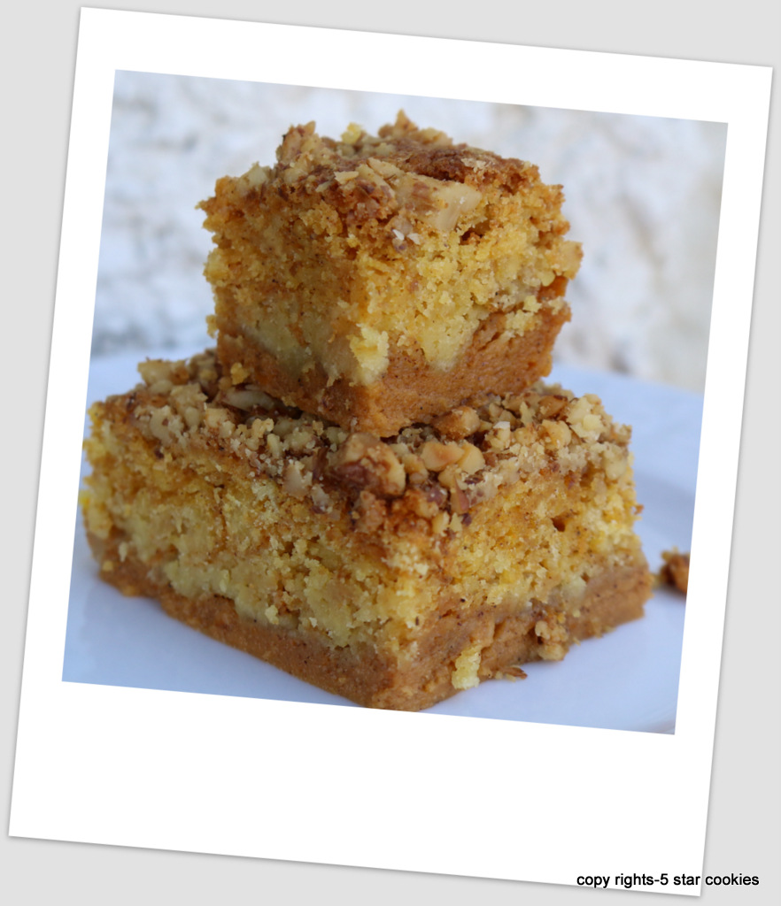 Pumpkin cake from the best food blog 5starcookies