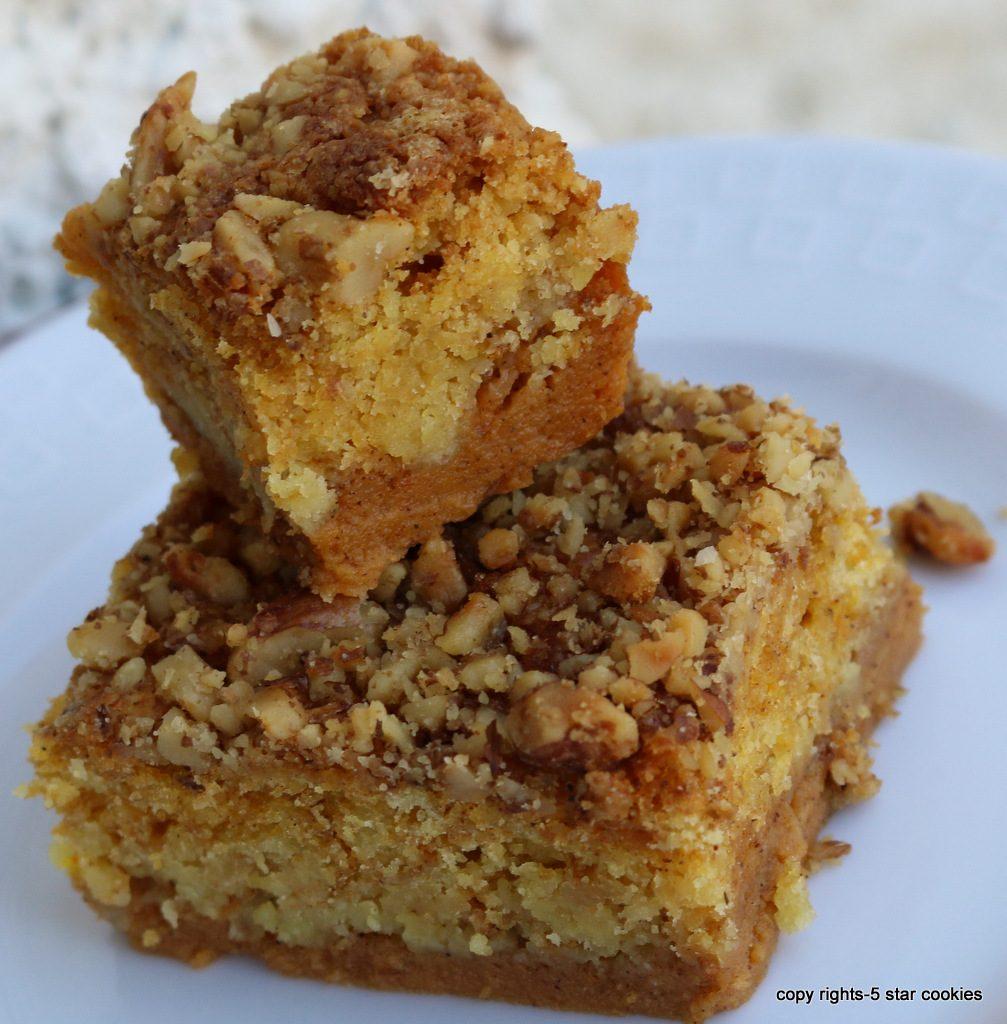 Pumpkin cake from the best food blog 5starcookies-Pure JOY