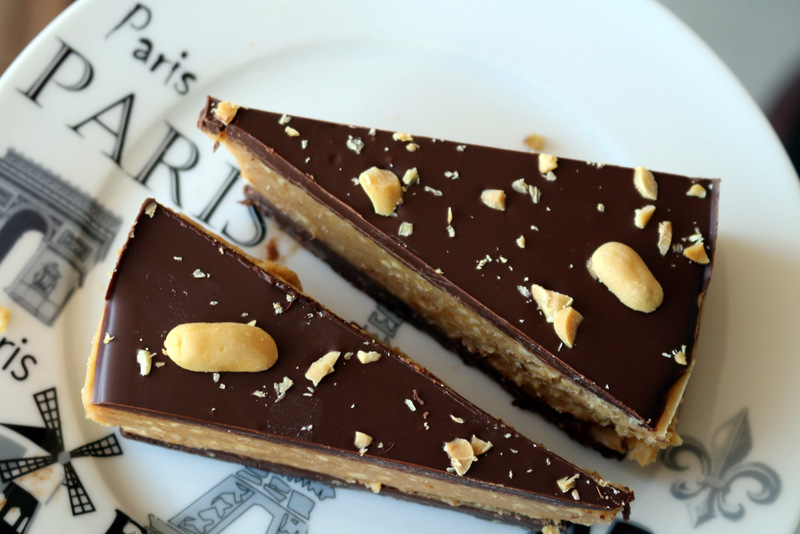 peanut butter and chocolate torte from the best food blog 5starcookies