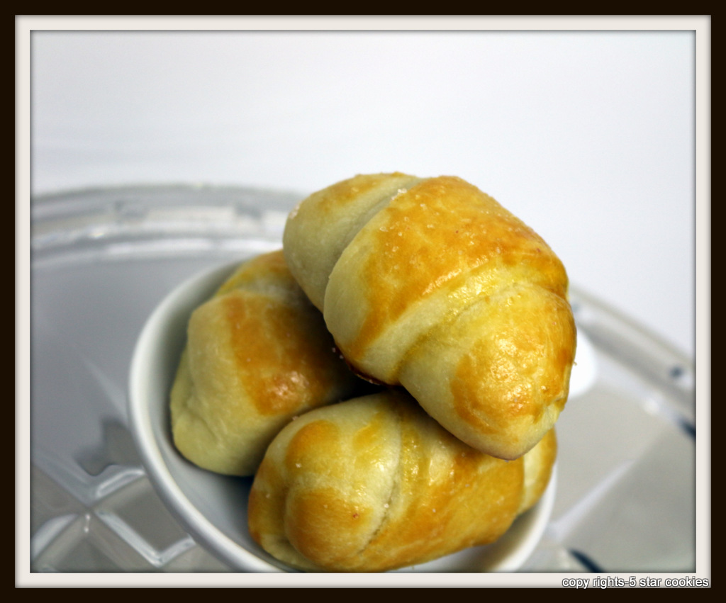 Breakfast quick rolls from the best food blog 5starcookies and cookie quinn