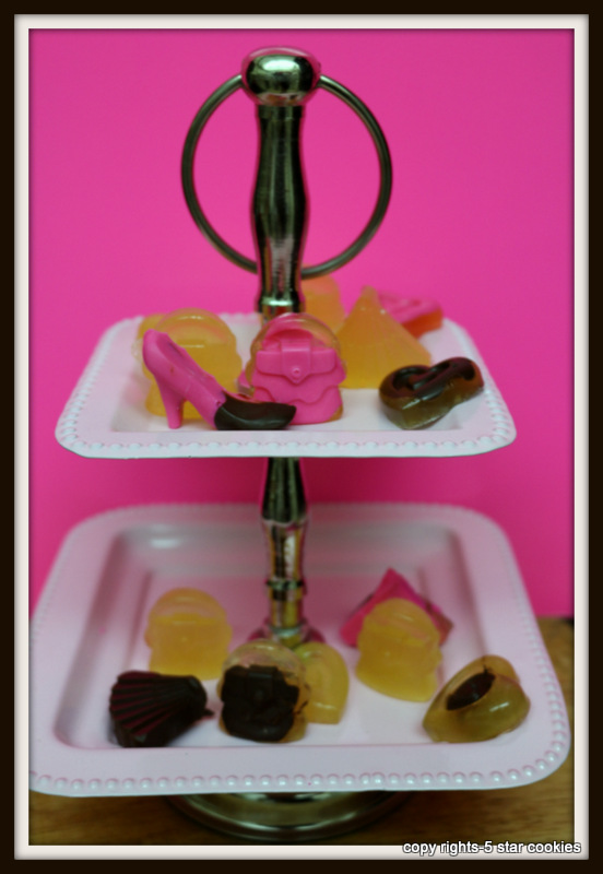 Organic Lemon Gummy Love from the best food blog 5starcookies