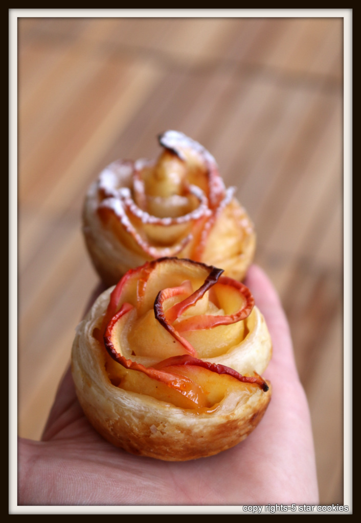 apple roses from the best food blog 5starcookies and cookie - Your Art