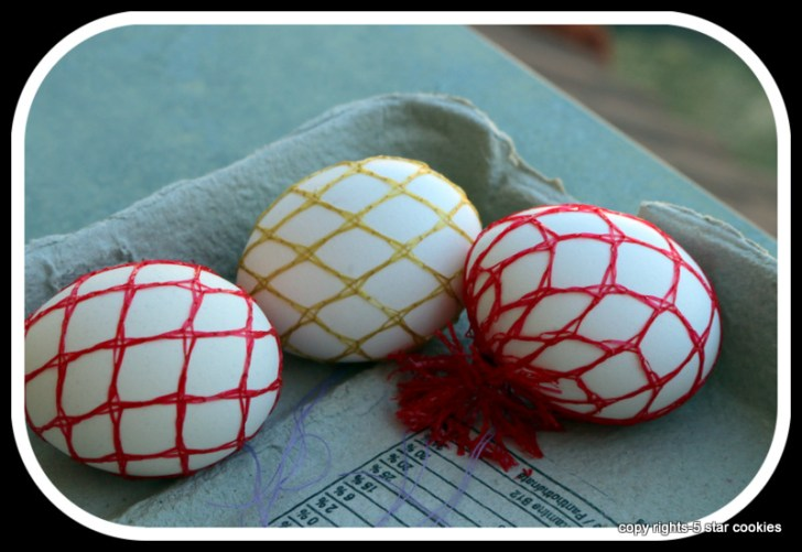 naturally dyed eggs using onion skin 5starcookies food blog 3 Organic Eggs lemon bag